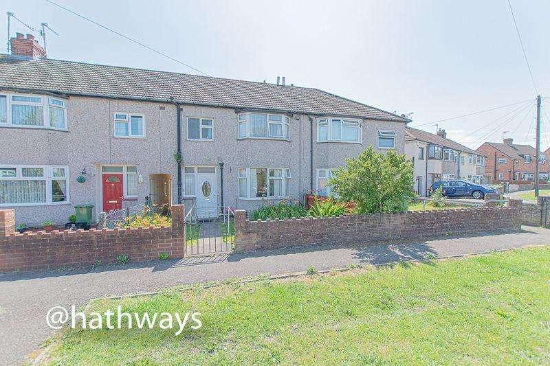 3 Bedrooms Terraced House for sale in Ty Mynydd, Pontnewydd