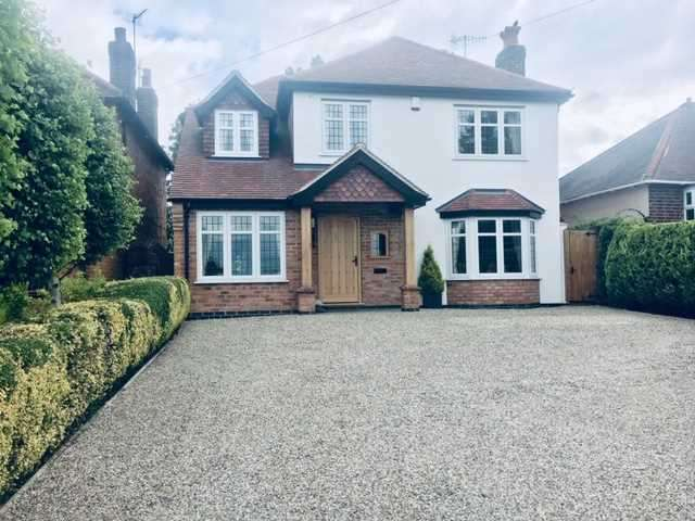 4 Bedrooms Detached House for sale in Moorgreen, Newthorpe
