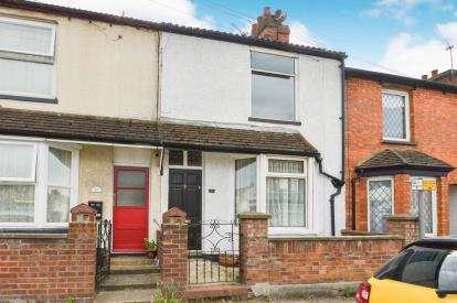 3 Bedrooms Terraced House for sale in Tavistock Street, Bletchley, Milton Keynes, Buckinghamshire