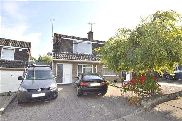 3 Bedrooms Semi Detached House for sale in Nettleton Road, GL51 6NS