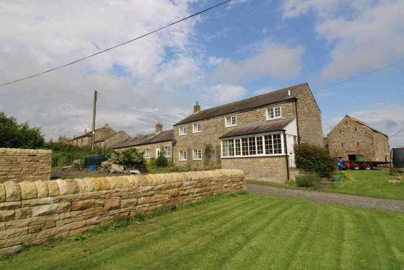 2 Bedrooms End Of Terrace House for sale in North Side, Kirkheaton, Northumberland