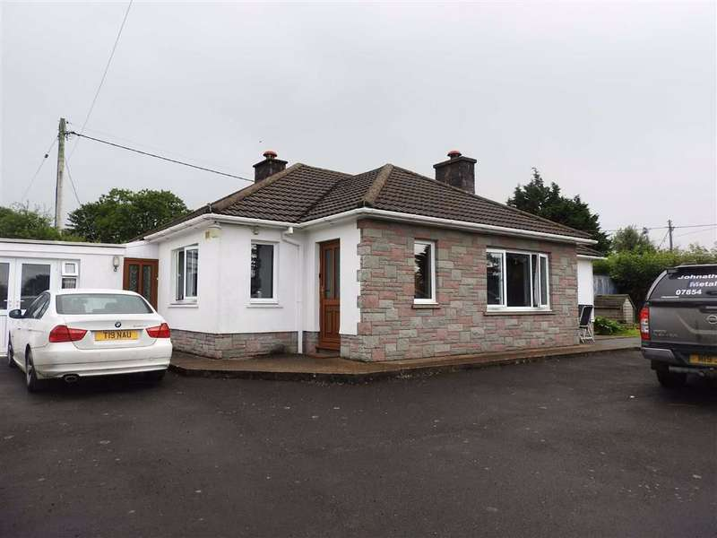 3 Bedrooms Detached Bungalow for sale in CAPEL IWAN, Carmarthenshire