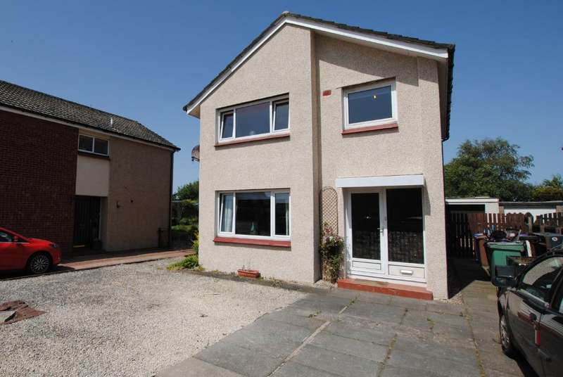 4 Bedrooms Detached House for sale in North Neuk, Troon, South Ayrshire, KA10 6TT