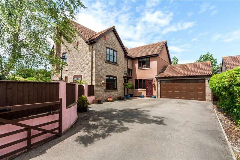 5 Bedrooms Detached House for sale in Redhill Lane, Elberton, Bristol, South Gloucestershire, BS35