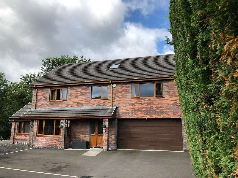 5 Bedrooms Detached House for sale in Ashmere Drive, Pont Nedd Fechan, Neath, Neath Port Talbot. SA11 5NX