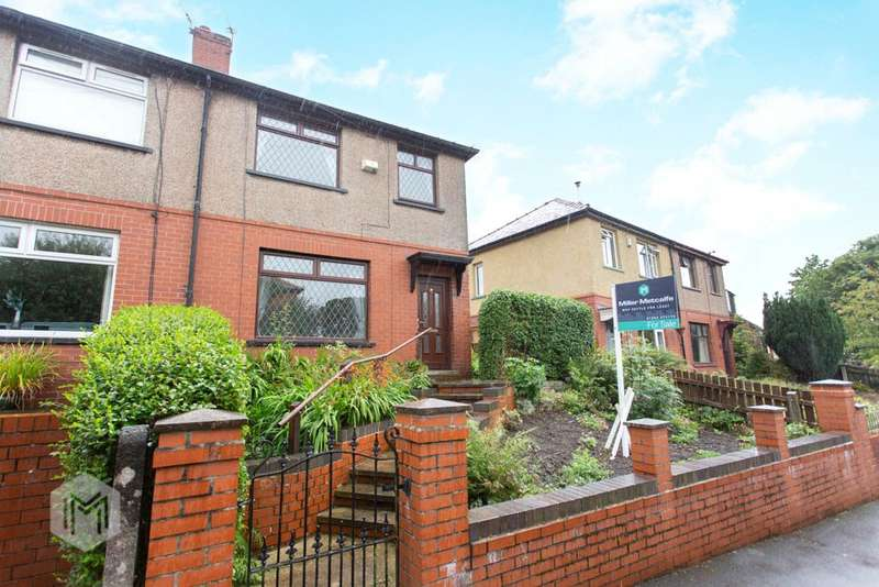 3 Bedrooms Semi Detached House for sale in Darley Street, Horwich, Bolton, Greater Manchester, BL6