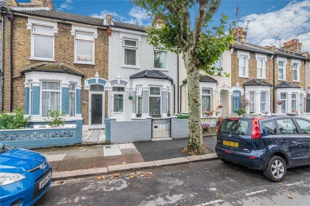 3 Bedrooms Terraced House for sale in Mitcham Road, East Ham, London