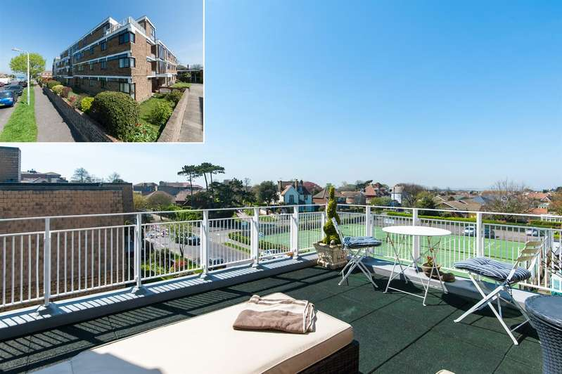 3 Bedrooms Penthouse Flat for sale in Beach Avenue, Birchington