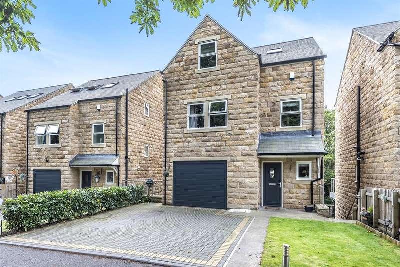 5 Bedrooms Detached House for sale in Chestnut Gardens, Baildon