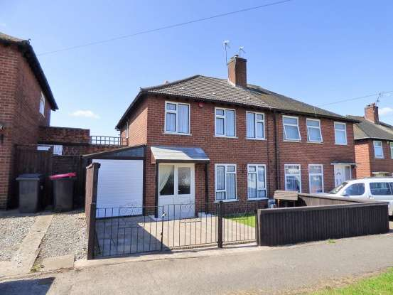 3 Bedrooms Semi Detached House for sale in Old Farm Road, Atherstone, Warwickshire, CV9 1QW