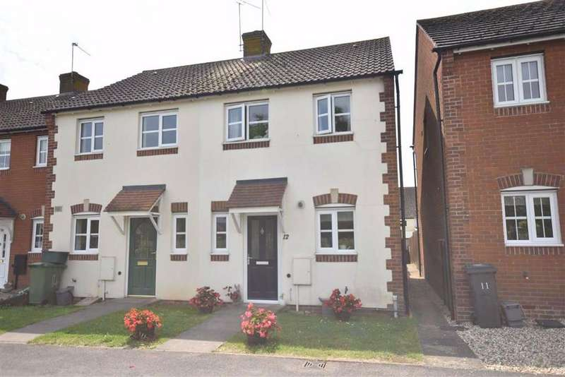 2 Bedrooms End Of Terrace House for sale in Field View, Berkeley, GL13