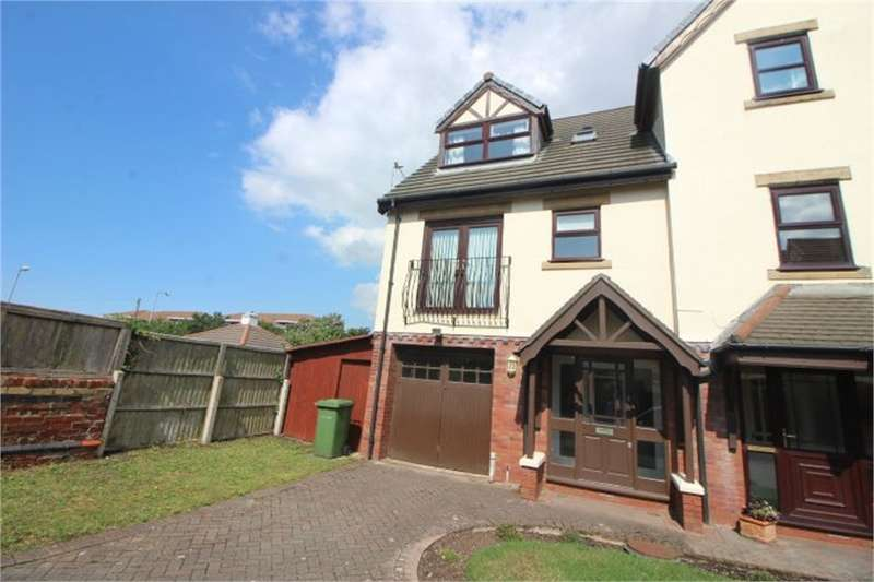 4 Bedrooms End Of Terrace House for sale in Ramleh Park, LIVERPOOL, Merseyside