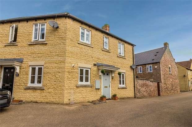 2 Bedrooms Ground Maisonette Flat for sale in Beech Lane, Carterton, Oxfordshire
