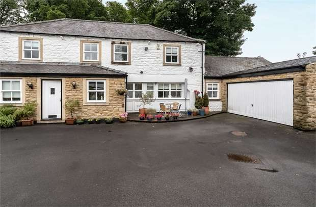 5 Bedrooms Detached House for sale in Usworth Hall, Washington, Tyne and Wear