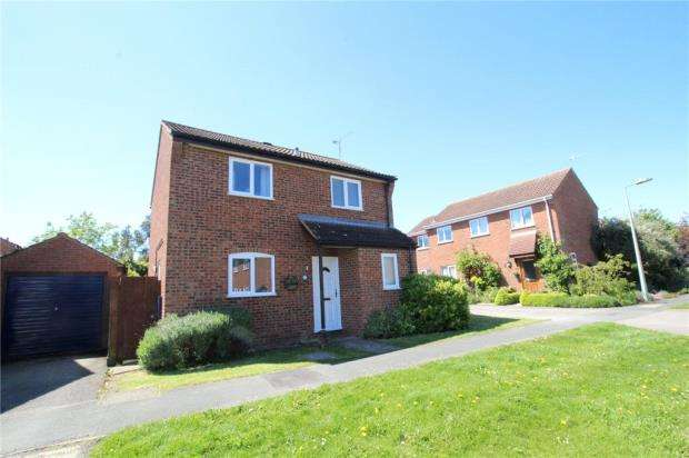 3 Bedrooms Detached House for sale in Spencer Way, Stowmarket, Suffolk