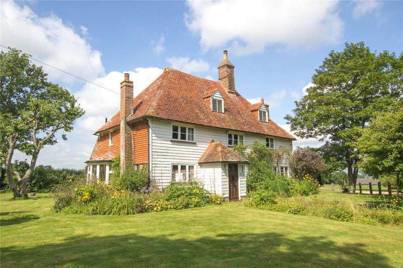 4 Bedrooms Detached House for sale in Hooe, Battle