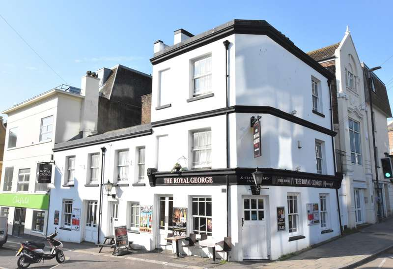 Commercial Property for sale in Station Road, Hastings, TN34
