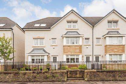 3 Bedrooms Town House for sale in Bank Street, Irvine, North Ayrshire