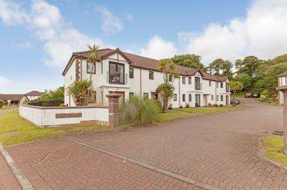 2 Bedrooms Flat for sale in Wemyss Court, Leapmoor Drive