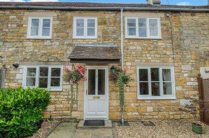 2 Bedrooms Terraced House for sale in Butchers Row, High Street, Broadway, Worcestershire