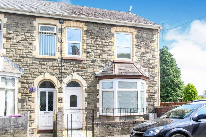 4 Bedrooms Property for sale in Manor Road, Abersychan, Pontypool, NP4