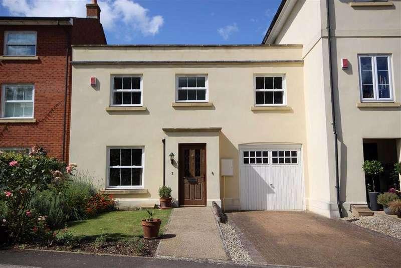 4 Bedrooms Town House for sale in John Moore Gardens, The Park, Cheltenham, GL50