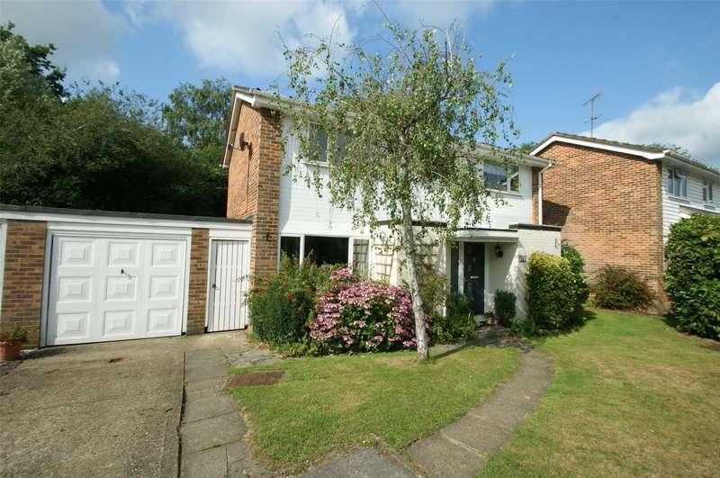 4 Bedrooms Link Detached House for sale in Salisbury Close, Wokingham, Berkshire, RG41