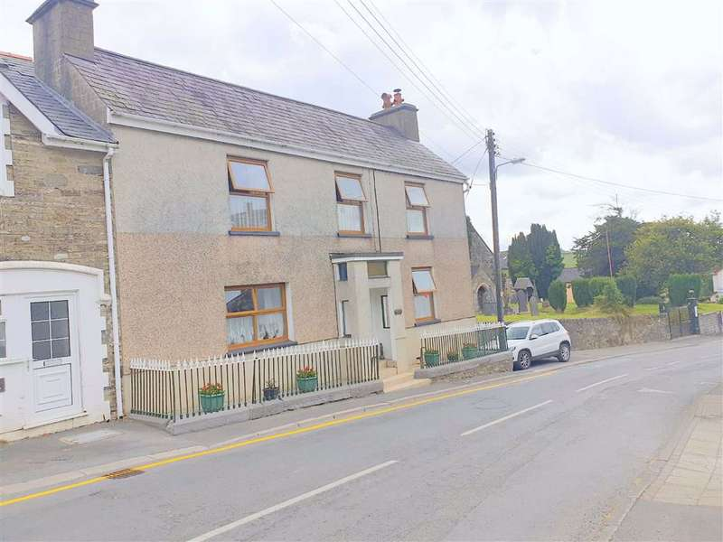5 Bedrooms Semi Detached House for sale in Llanboidy, Whitland, Carmarthenshire