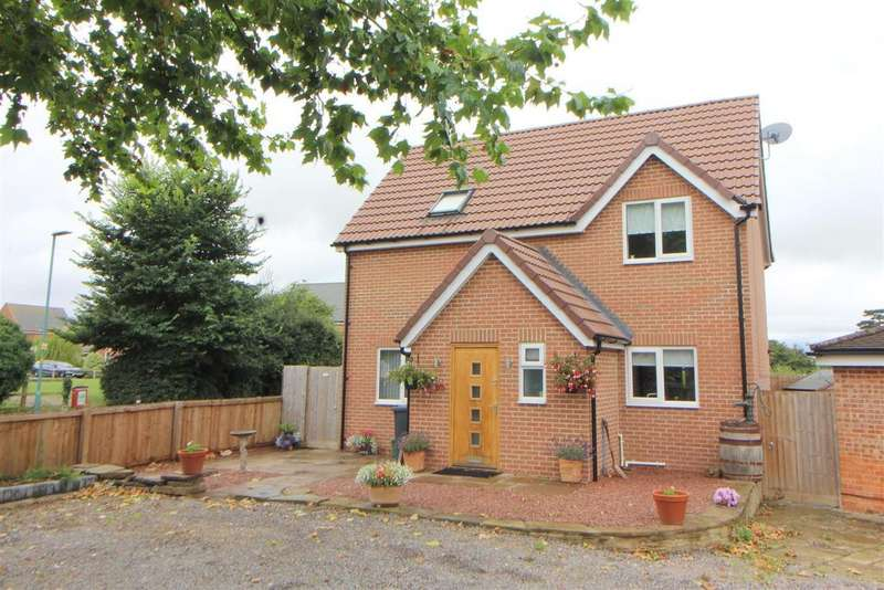 3 Bedrooms Detached House for sale in Holbury Crescent, Whitminster, Gloucester