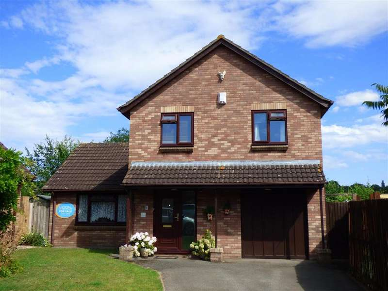 4 Bedrooms House for sale in Arlington court, Sedbury, Chepstow