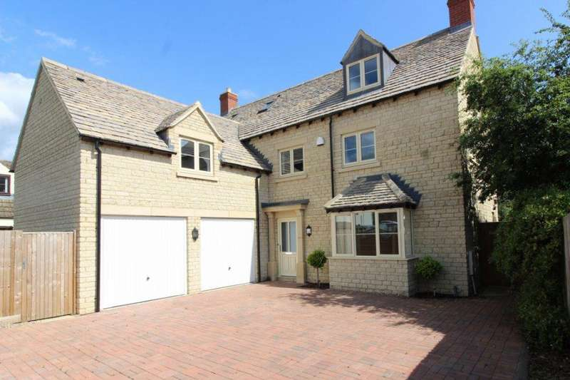 6 Bedrooms Detached House for sale in Todenham Road, Moreton-In-Marsh, Gloucestershire, GL56