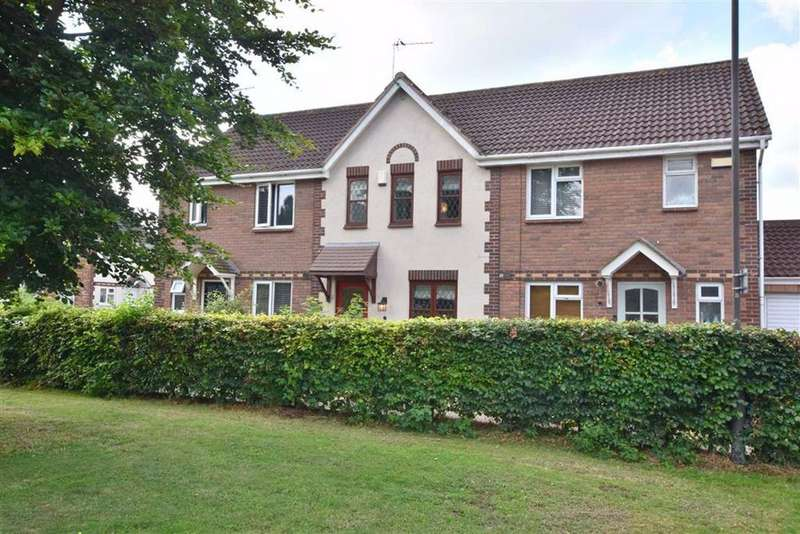 2 Bedrooms Terraced House for sale in Stocken Close, Hucclecote, Gloucester