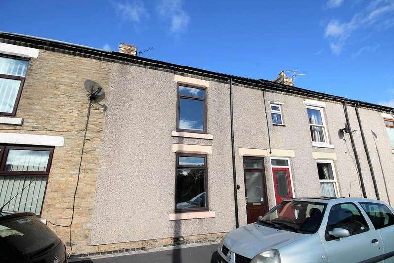2 Bedrooms Terraced House for rent in Garbutt Street, Shildon