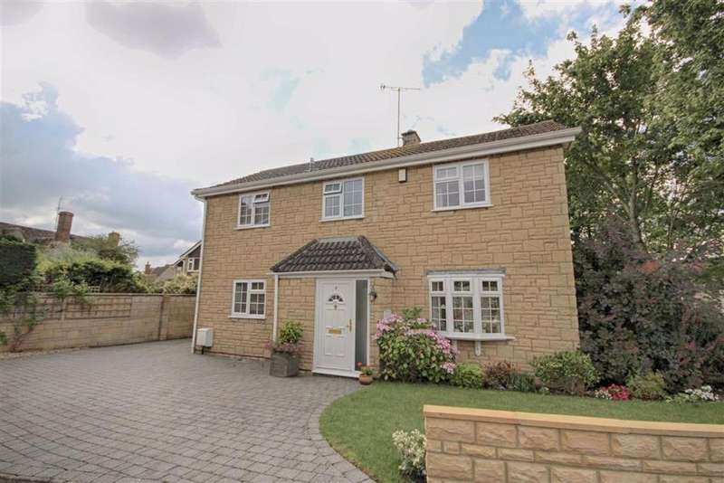3 Bedrooms Detached House for sale in Yew Tree Drive, Gotherington, Cheltenham, GL52