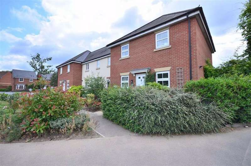 3 Bedrooms End Of Terrace House for sale in Galley Court, Hempsted, Gloucester, GL2