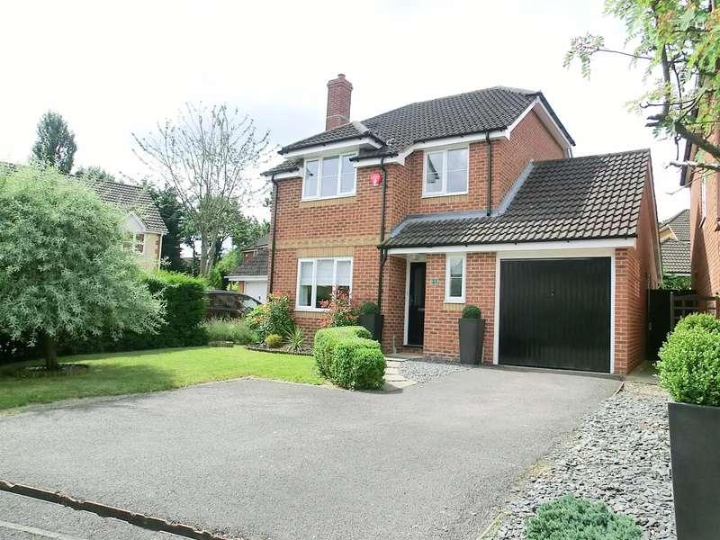 4 Bedrooms Detached House for rent in Munday Court, Binfield, Bracknell, RG42 4UG