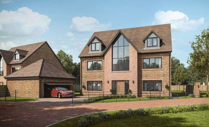 5 Bedrooms Property for sale in Plot 6 - Oldfield Drive, Heswall, Wirral