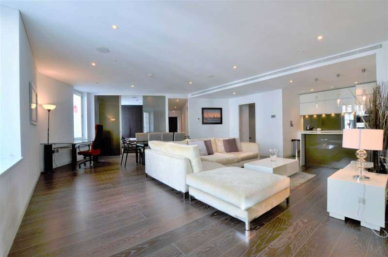 4 Bedrooms Apartment Flat for sale in Marconi House, 335 Strand, London, WC2R