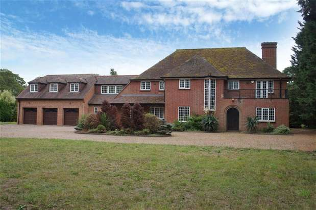 5 Bedrooms Detached House for sale in Kingsley Avenue, Fairfield, Stotfold