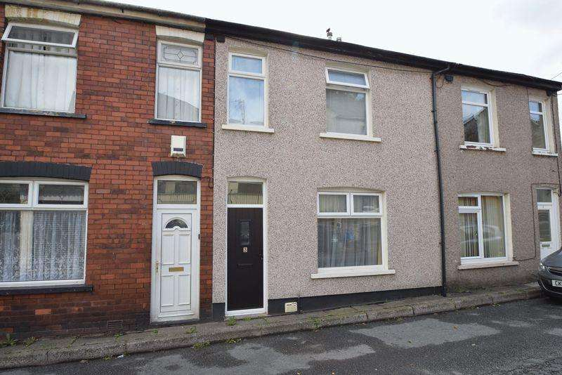3 Bedrooms Terraced House for sale in Crumlin Street, Pontypool