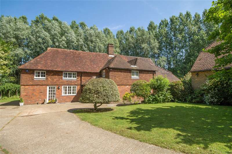 4 Bedrooms Detached House for sale in East Hoathly, Lewes