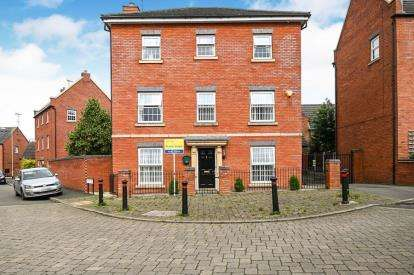 5 Bedrooms Detached House for sale in Forest School Street, Rolleston-on-Dove, Burton-on-Trent, Staffordshire