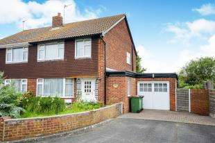3 Bedrooms Semi Detached House for sale in Sycamore Close, Lydd, Romney Marsh, Kent