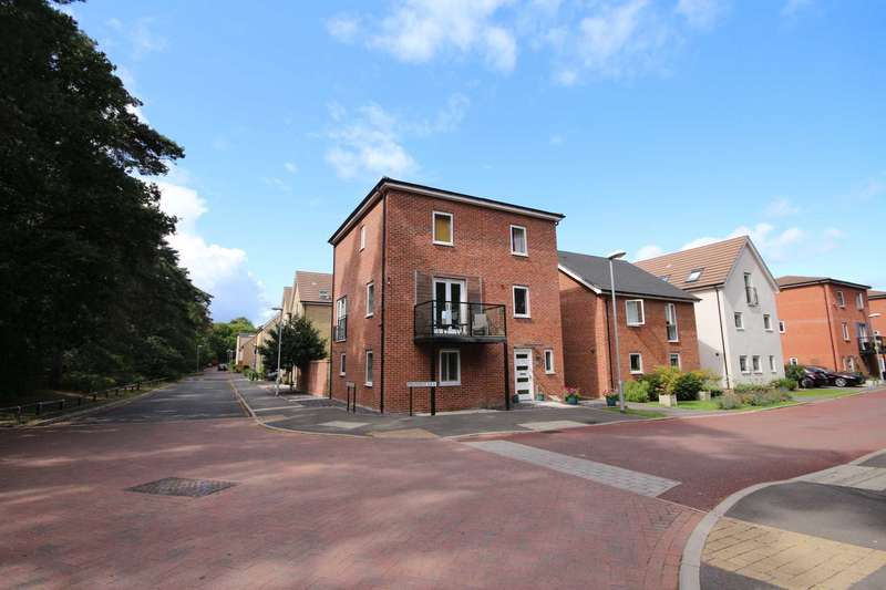 4 Bedrooms Detached House for sale in Provost Lea, Bracknell