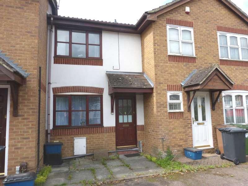 2 Bedrooms Terraced House for sale in Farm Close, Borehamwood