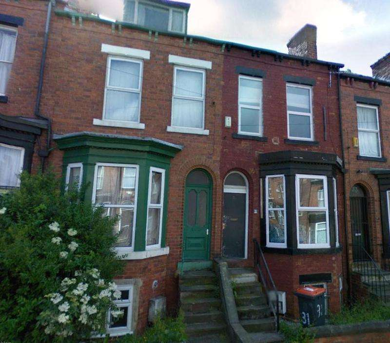 8 Bedrooms Terraced House for rent in Ebberston Terrace, Hyde Park, Leeds