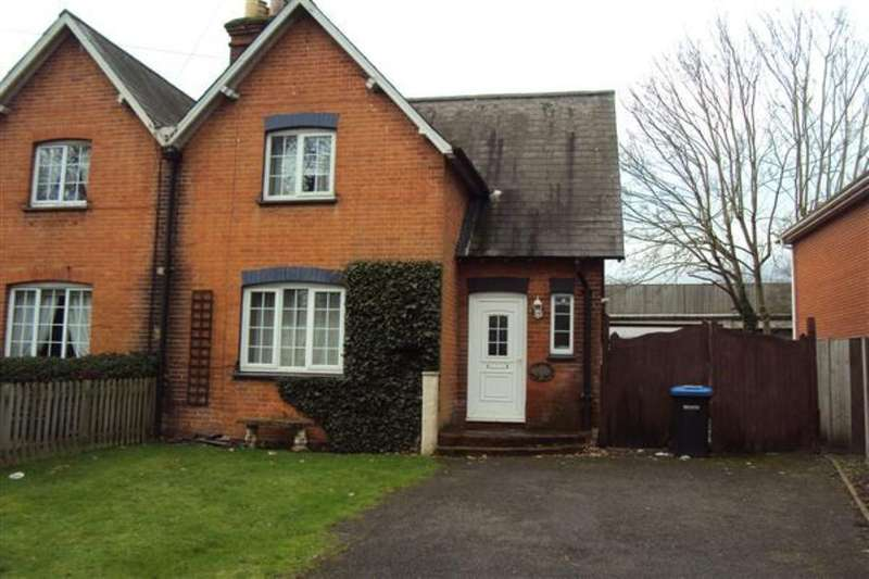 4 Bedrooms Semi Detached House for rent in Crown Cottages Vicarage Road, Egham, TW20