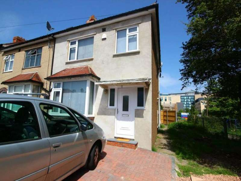 5 Bedrooms End Of Terrace House for rent in Kingsholm Road, Westbury On Trym, Bristol