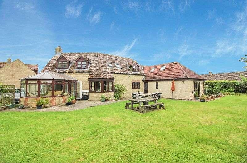 5 Bedrooms Property for sale in Pedlars Grove Chapmanslade, Westbury