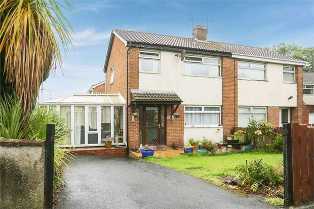 3 Bedrooms Semi Detached House for sale in Meadowvale, Bangor, County Down